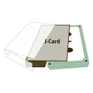 カセット J-Card