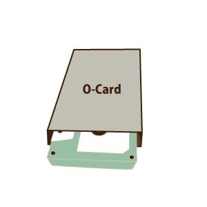 カセット O-Card